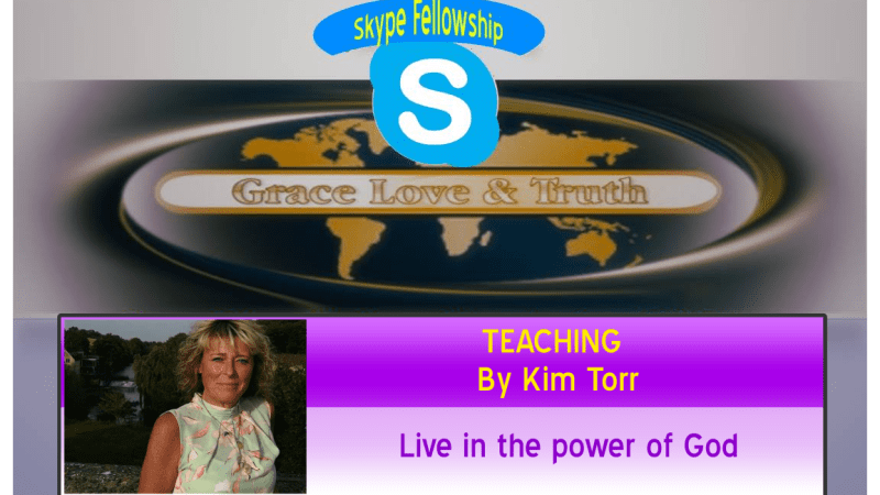 Grace Love & Truth – Contact Email and Email for PayPal
