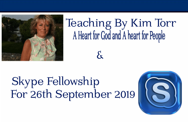 Skype Fellowship & Teaching By Kim Torr