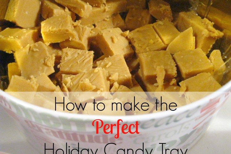 Friday Five: How To Make the Perfect Holiday Candy Tray
