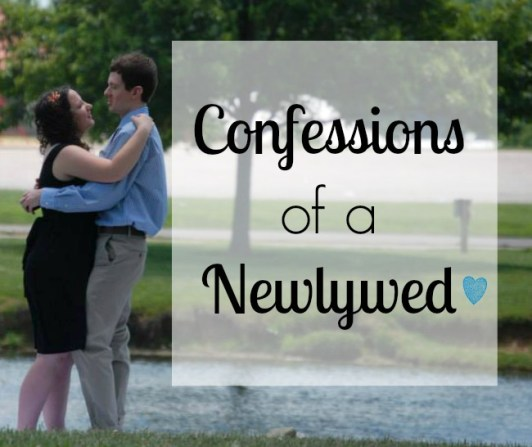 The Confessions of a Newlywed
