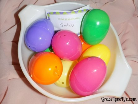 Easter Egg Hunt Date Night