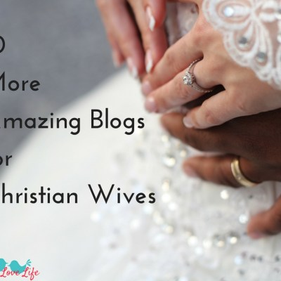 10 More Amazing Blogs for Christian Wives