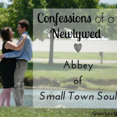 Confessions of a Newlywed – Abbey