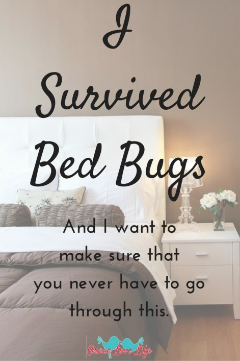 I Survived Bed Bugs