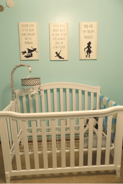 Peter Pan Nursery Grace Love Life