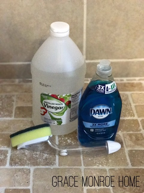 The Best DIY Homemade Shower Cleaner