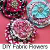 Easy Cloth Flowers