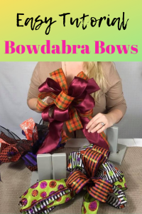 How to Make a Bow - Bowdabra Bow Maker
