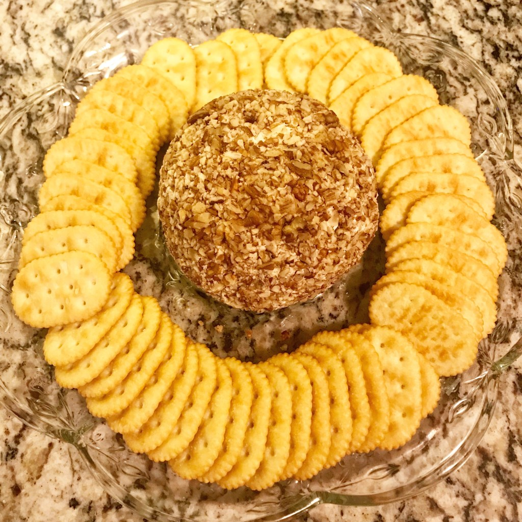 Cheese Ball Party Recipe