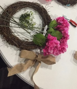Mother's Day Wreath Tutorial