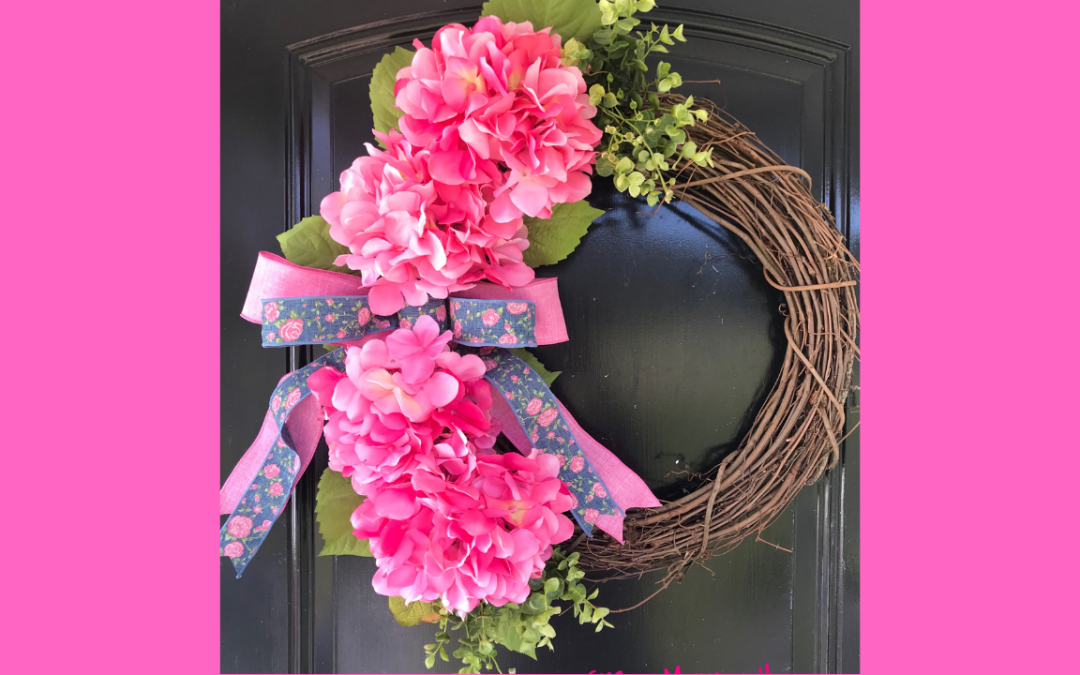 DIY: How to Make a Spring Wreath