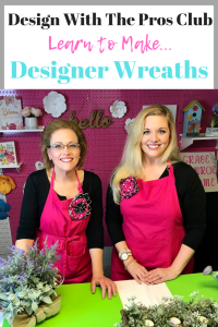 Learn How to Make Designer Wreaths to Sell