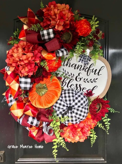 Fall Wreath Tutorial Video