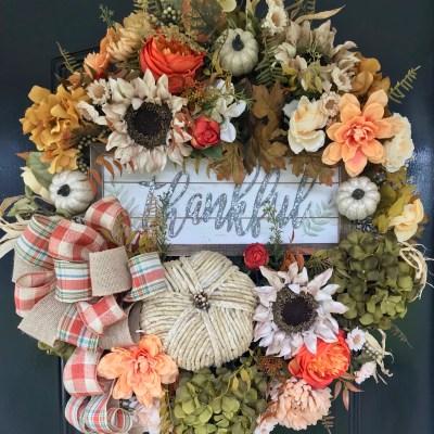 Elegant Wreaths for Fall