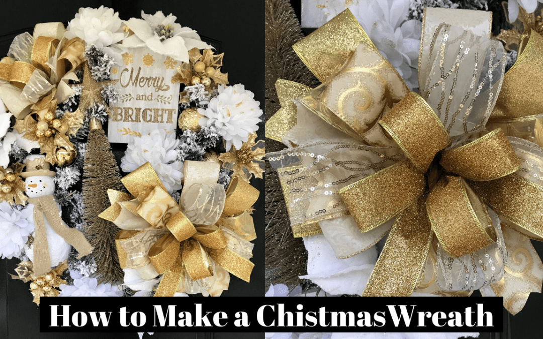 How to Make an Elegant Christmas Wreath
