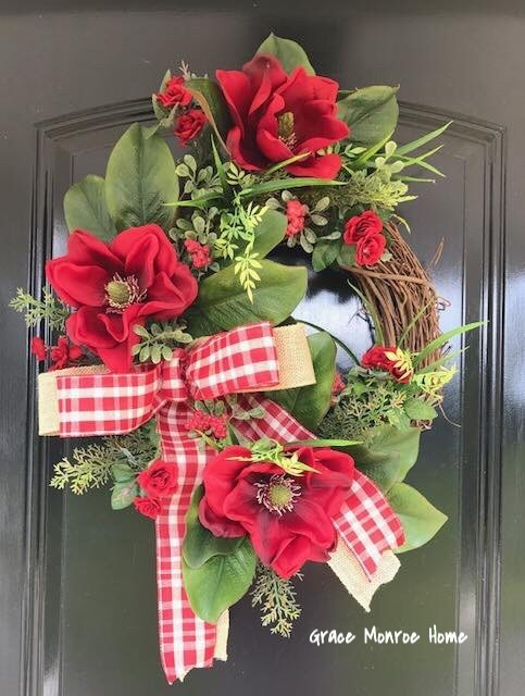 How to Make a Beautiful Winter Wreath