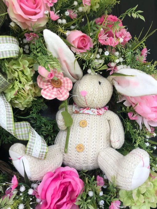 Designer Easter Wreath for Door