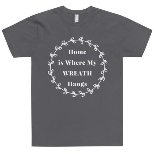 T-Shirt with Wreath