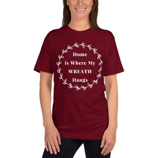 Wreath Shirt for Women