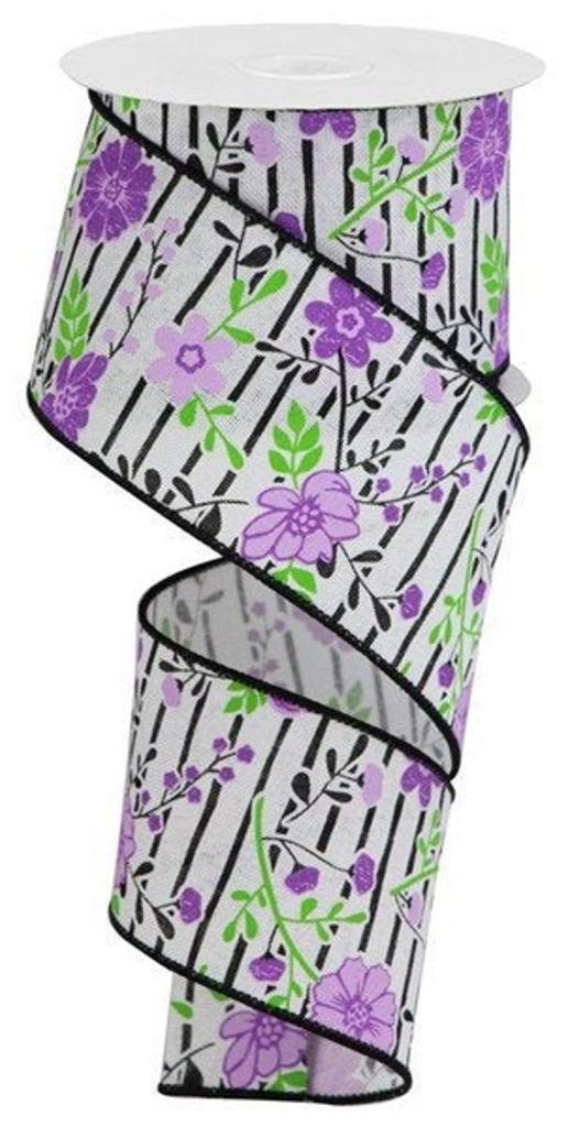 Lavender Spring Ribbon