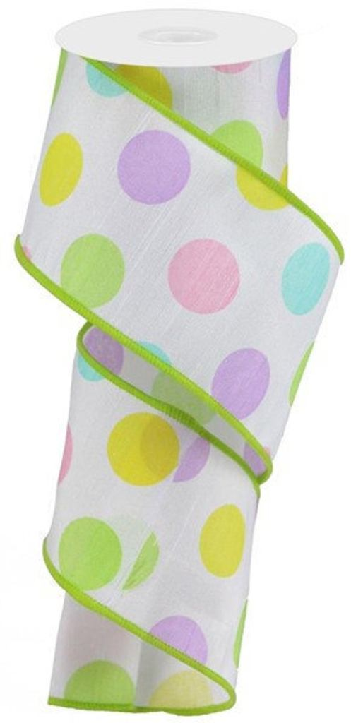 Best Polka Dot Ribbon for Spring