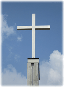 Cross on Tower