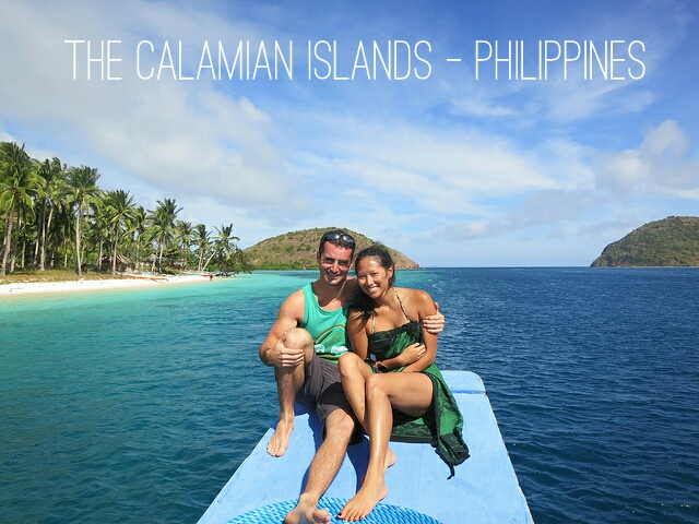 The Calamian Islands, Philippines