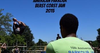 American Parkour Beast Coast Jam