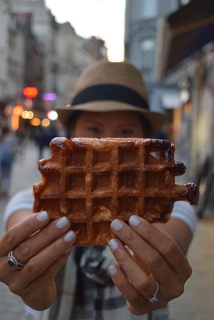 No. 8 - Belgian Waffles