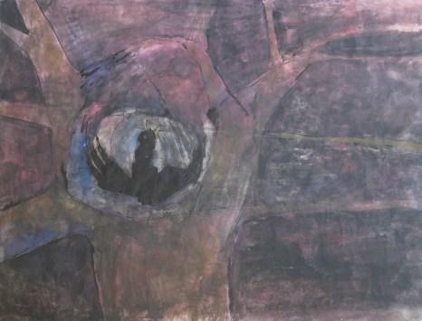 Grace Renzi : N° 38 : 1958, 46 x 60 cm.