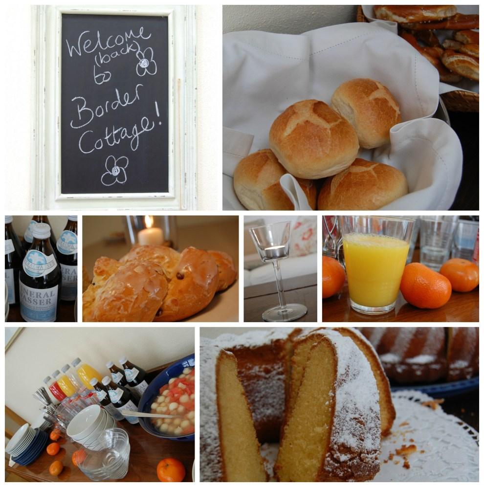 Scenes from a Breakfast Stammtisch
