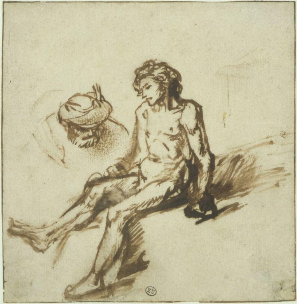 Rembrandt_the good Samaritan