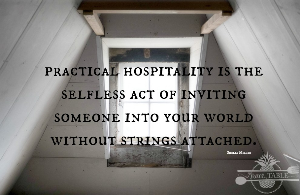 Practical Hospitality