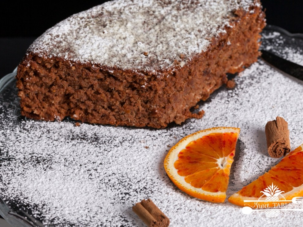 chocolate orange cake_GT