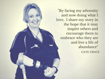 Cate - adversity