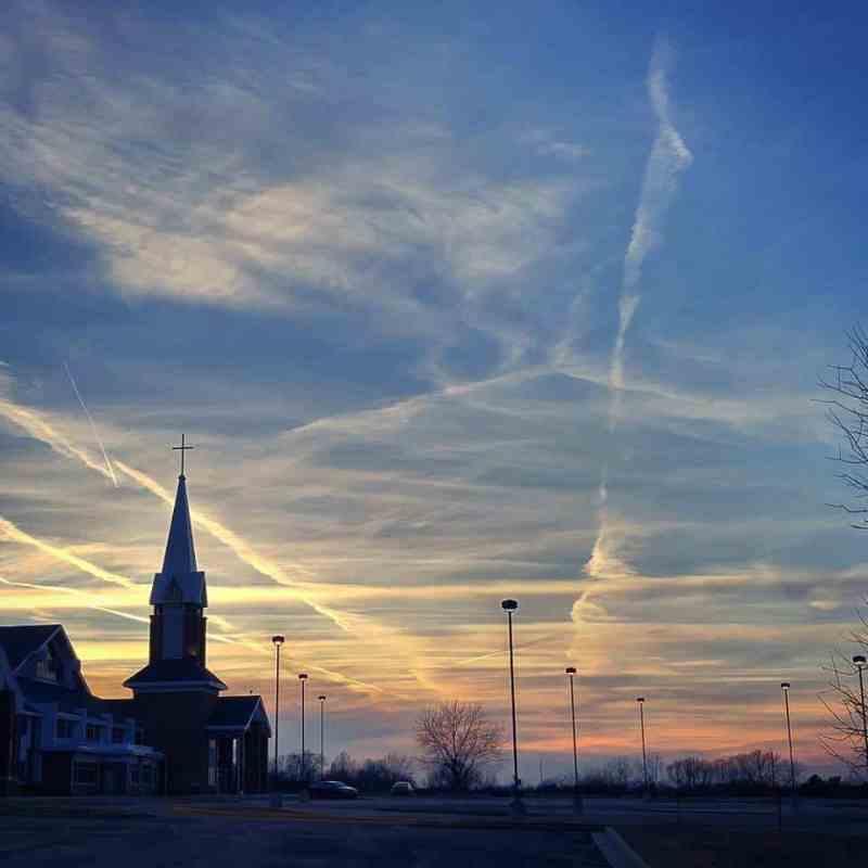 Grace UMC Olathe Sunset