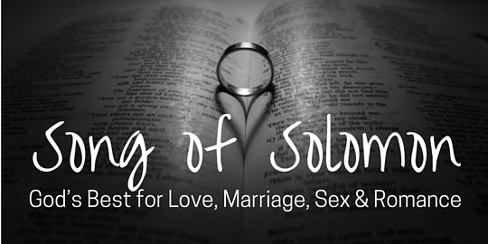 Song of Solomon-web