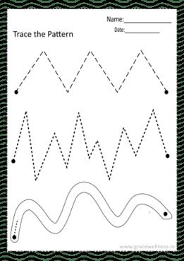 pencil control worksheet pdf 1