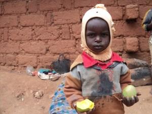 Sweet Kenyan Girl