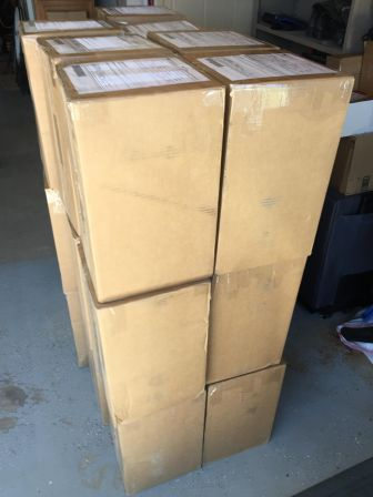 Water Buckets Shipment 1