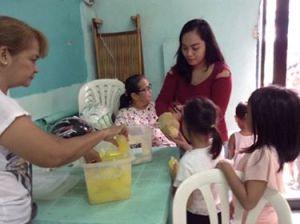 Philippine Kid's Feeding Program 2