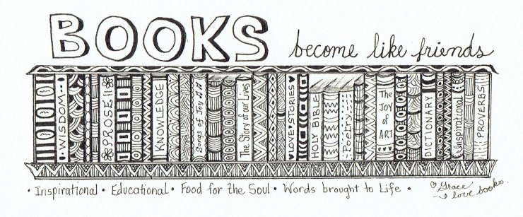 Books, Artistic Expression by Grace Wulff