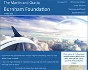 October Foundation Letter