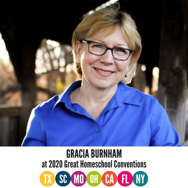 Gracia Burnham @ 2020 Great Homeschool Conventions