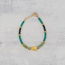 Armband - Holy Green Elephant - GraciArt