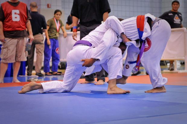 Gracie Barra Tournament