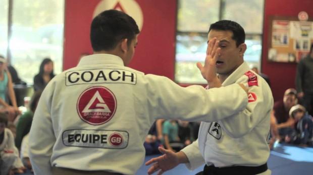 BJJ Self-Defense