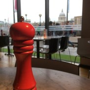 Pizza Express overlooking St Paul's!