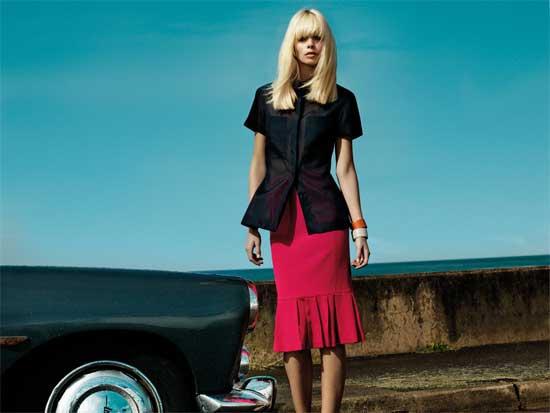 Veronika Maine Australian Summer 2011 Collection