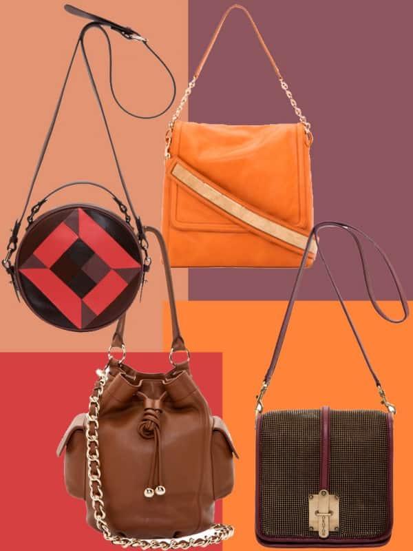 leather oroton bags